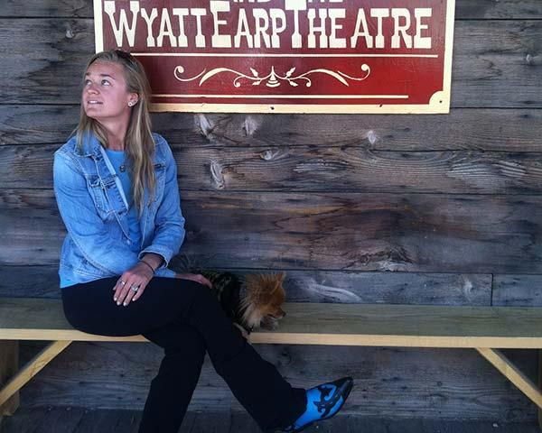 Ashley Kartchner Wyatt Earp Theatre